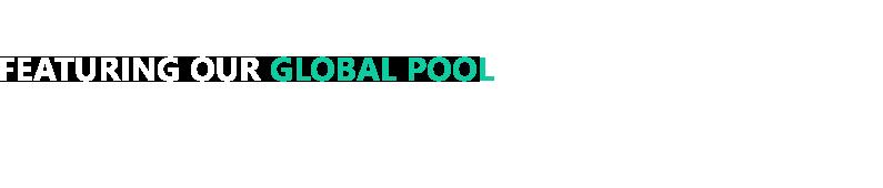 global pool